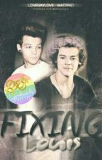 """Fixing Louis"" 《Larry Stylinson》 by lovegaylove"