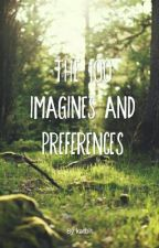 The 100 ~ Preferences and Imagines by katbit