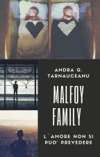 Malfoy Family - Dramione by AndraTarnauceanu