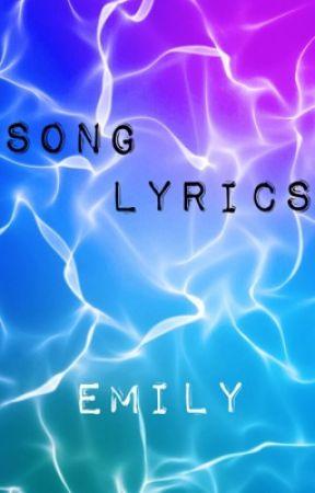 Song Lyrics U2022 Emily
