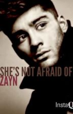 She's Not Afraid of Zayn by ashg115