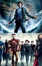 Percy Jackson and the avengers (crossover ) (1) by ZahraaMuhi
