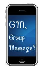Group Message (One-Shot) by perfectlover