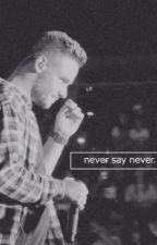 never say never. by iixzen