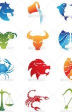 Zodiac signs by Wiseowl11