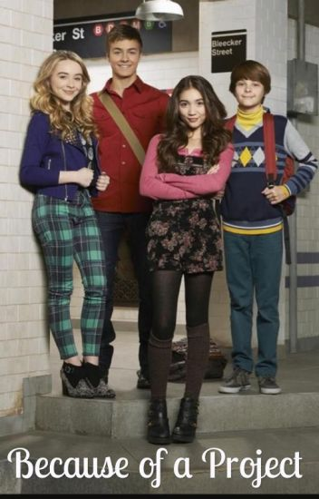 Because of a Project [Girl Meets World]