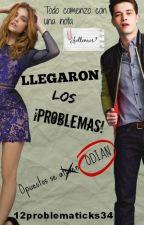 Llegaron los ¡PROBLEMAS!  by 12problematicks34