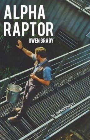 Alpha Raptor [Owen Grady] by onlypratt