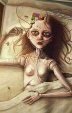 Anorexia Psicología by nickiminajwork