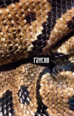 PSYCHO ;; EDWARD NYGMA by WHATTHEBATMAN