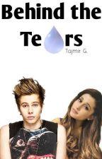 Behind the Tears    Lariana by -lattecity