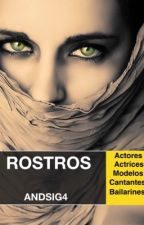 Rostros by Andsig4