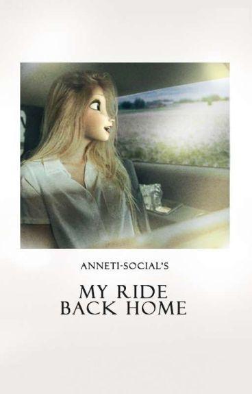 My Ride Back Home || Jelsa Fanfiction