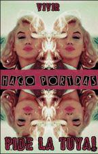 # ¡HAGO PORTADAS! # (ABIERTO) by v1v1r-
