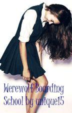 Werewolf Boarding School by unique15