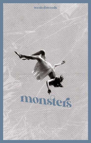 MONSTERS ☠ JURASSIC WORLD