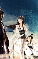 Tam sinh tam thế Thập lý đào hoa by Kirigami_Akira