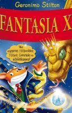 Fantasia X zelf verzonnen by RickVeerman