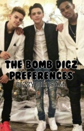 The Bomb Digz Preferences [ON HOLD]