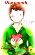 One month to fell in love with a fangirl!!(Cryaotic Fanfic) by Katerinaki_Styles