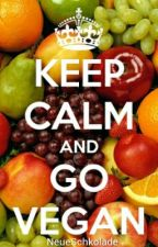 Keep calm and go vegan by NeueSchkolade
