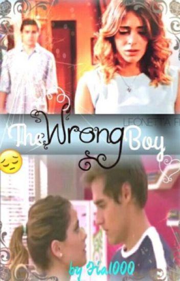 The wrong boy?! - Leónetta