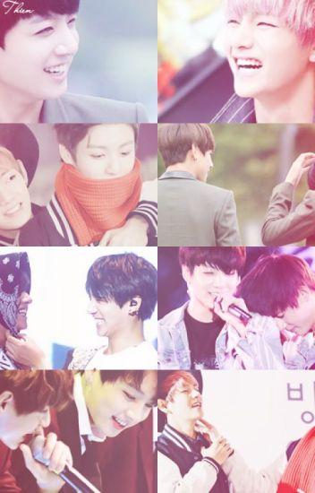 [Fanfic][VKook] I Like You & I Love You