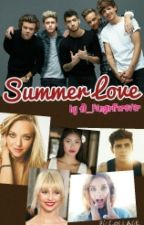 Summer love~1D ff by paulineebrg