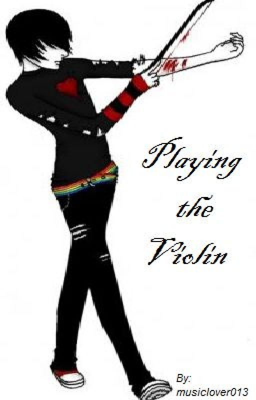 """""""Playing the Violin"""" by musiclover013"""