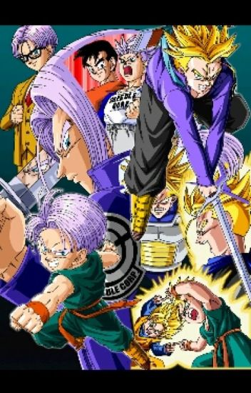 Trunks x Reader: in-am-o-ra-ta