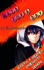 Maid for a day || Ayato Kirishima x Reader || Oneshot || Lemon by LittleMissUchiha