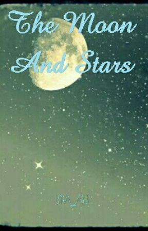 The Moon And Stars by A_AKJI