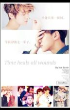 Time Heals All Wounds by xoxoizever