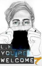You're welcome    Luke Hemmings by rebelq