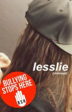 Lesslie by -dreamwriter