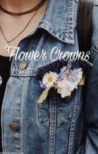 Flower Crowns || Mashton Cliffwin by fletcherssmile98