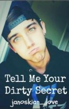 Tell me your dirty secret (Beau Brooks Fan Fiction) by Janoskian_love