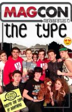 Magcon the type; O.M by m-magcultt