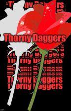 Thorny Daggers by Leo-Otakuna