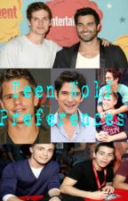 Teen Wolf Preferences by Writing_Life_009