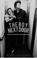 The Boy Next Door || l.h by ultrafangurl