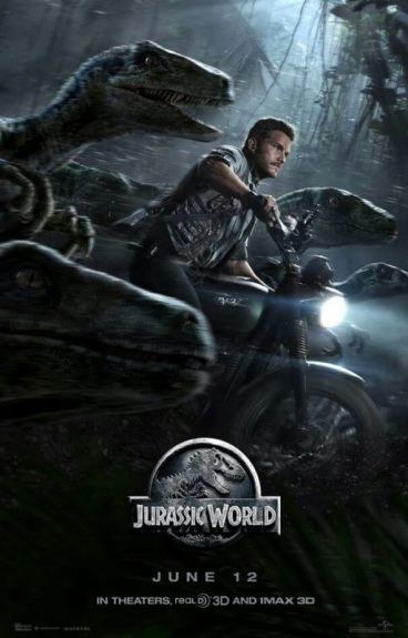 Jurassic World (Revised) by Hiddles