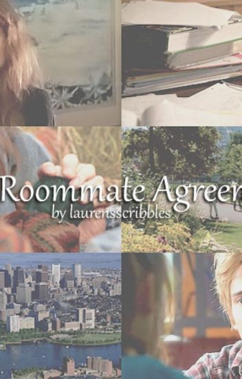 The Roommate Agreement         [The Hunger Games Fanfiction]