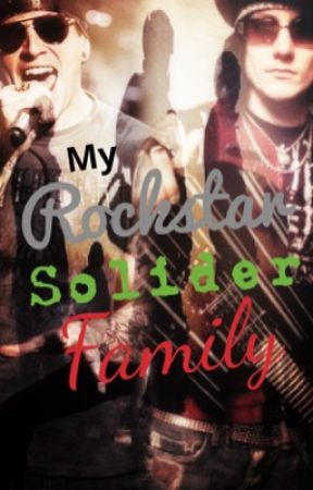 My Rockstar Solider Family (Avenged Sevenfold) by CyndyRadke