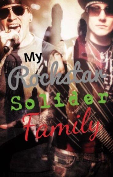 My Rockstar Solider Family (Avenged Sevenfold) by CyndyRadke