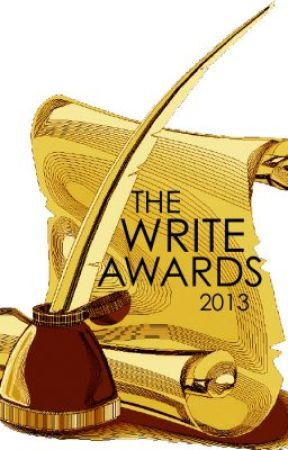 The Write Awards 2013 by TheWriteAwards