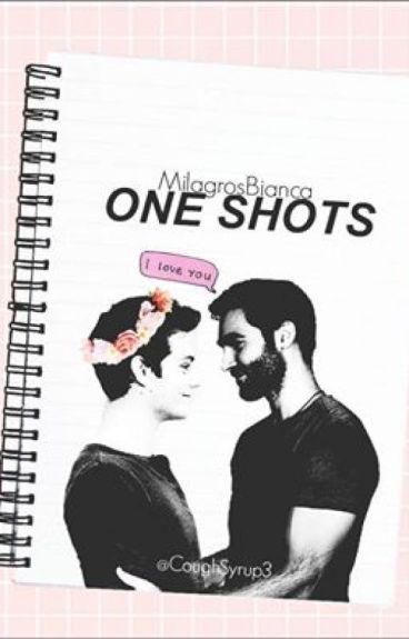 one shots | sterek.
