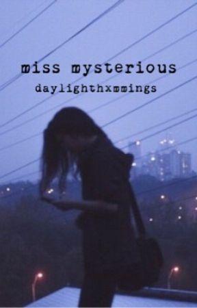 miss mysterious - luke hemmings au by daylighthxmmings