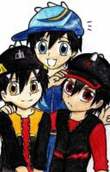 Boboiboy Siblings Story