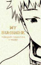 My Sunshine {Hideyoshi Nagachika X Ghoul!Reader O N E S H O T} by pierolls